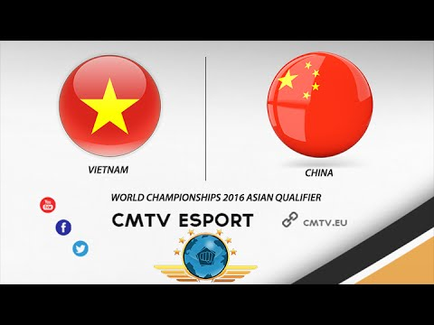 CS:GO - China vs Vietnam - BO1 - @Cache   Groupe A Winners World Championships 2016 Asian Qualifier