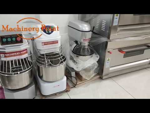 Bakery Machine , All Bakery Oven And Bakery Equipment , Office View Testing Video