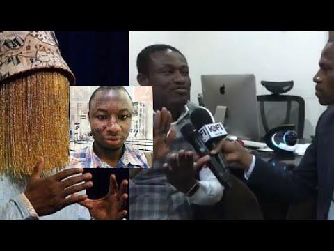 KOFI TV INTERVIEWS ANAS AREMEYAW ANAS鈥橲 LAWYER KISSI AGYABENG LIVE ON #KOFITV