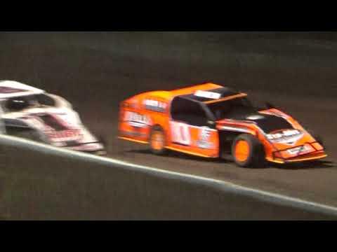 Modified Amain @ Hancock County Speedway 08/03/18