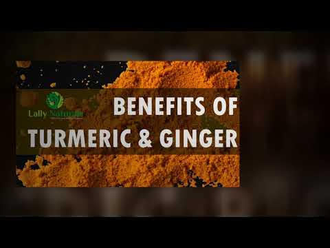 Turmeric and Ginger Health Benefits