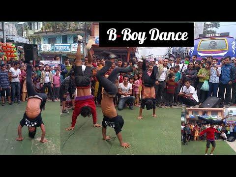 B-Boying Battle || Exclusive Dance ||...