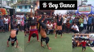B-Boying Battle || Exclusive Dance || Don't Miss || Danger Stunt