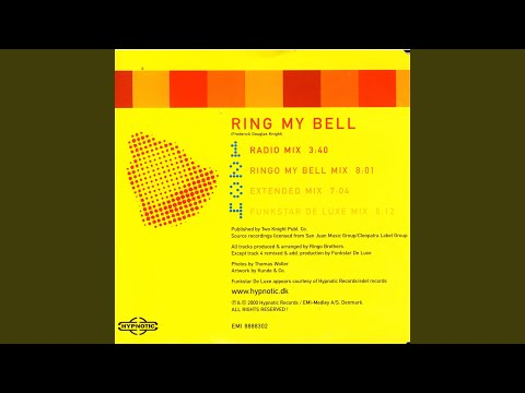 Ring My Bell (Extended Mix)