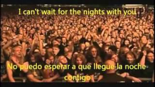 Scorpions - No One Like You (Subtitulos and Lyrics)