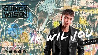 Quincy Wilson Ft. CATALI - Ik Wil Jou (Official Audio)