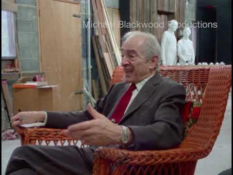 THE ARTIST'S STUDIO: Meyer Schapiro Visits George Segal 2K [trailer]
