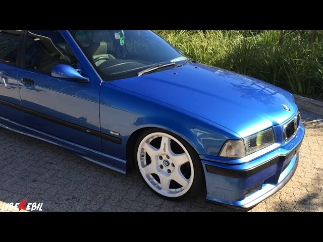 BMW E36 M3 is a Masterpiece!