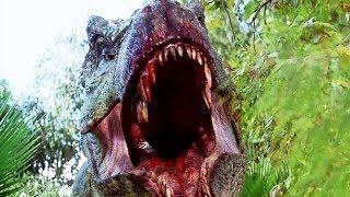 공룡이 살아있다면 벌어지는 일