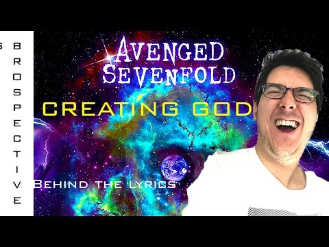 Avenged Sevenfold-Creating God- background Lyrics meaning explanation