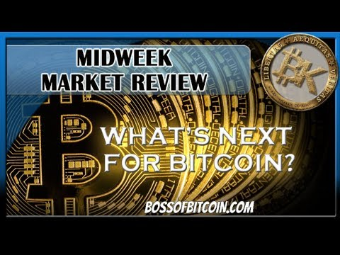 Cryptocurrency Market Review⚡ Bitcoin Price 15K USD | Boss of Bitcoin