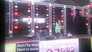 Japanese singer Miho Fukuhara Jamiroquai Virtual Insanity Cover.