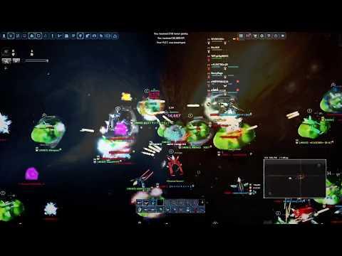 DarkOrbit - Global Europe 5 - UNS Vs. REKT