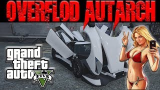 Grand Theft Auto V - OVERFLOD AUTARCH | THE BEAST
