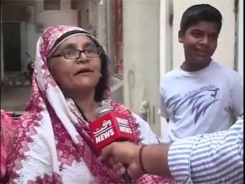 Views of an old lady in pakistan for their government