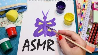Asmr Haul School Supplies Close Up Whisper For Tingles