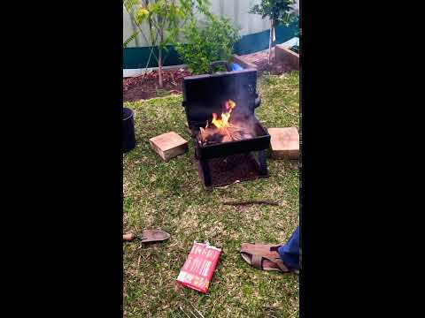 Story / Barbecue At Australia / Charcoal Chicken 🐓