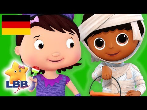 #halloween-lieder-für-kinder-|-süßes-oder-saures-lied-|-little-baby-bum-junior-deutsch
