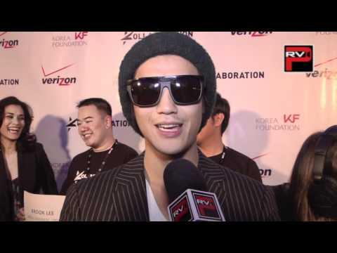 Jin Akanishi talks about Harold Kumar , Justin Bieber, New Album, The Take Over and concert