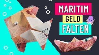 видео Geldscheine Falten смотреть онлайн