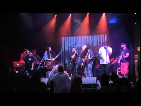 SONS OF F.U.N.K with Jen Durkin and Darian Cunning at the Acoustic Cafe 10-12-14