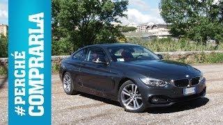 BMW Serie 4 coupé (2014) | Perché comprarla... e perché no