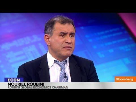 Roubini vs. El-Erian: How Bad Off Is the Economy?
