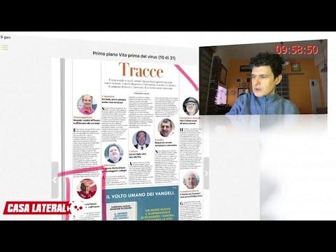 """Casa Lateral, la rassegna stampa di Bottura: """"Porti chiusi, ponte crollato, minacce alla stampa"""" from YouTube · Duration:  1 hour 3 minutes 7 seconds"""