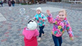 ВЛОГ Как Алина провела день Дети играют Развлечения для детей VLOG