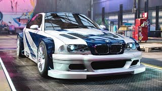 MOST WANTED BMW M3 | Need For Speed Heat