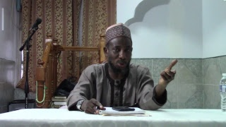Sheikh Muhammad Bun Uthman - Lecture on Knowledge of Hadith