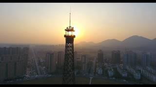 Chinese Eiffel Tower Tianducheng Hangzhou thumbnail