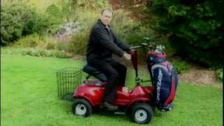 new utility mobility cart