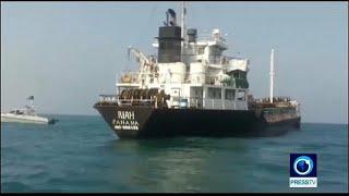 Фото Видео захвата танкера Ираном