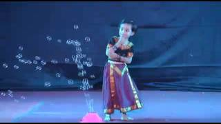 Barso Re Megha Kids Dance Permorned by Sharvi Kotkar