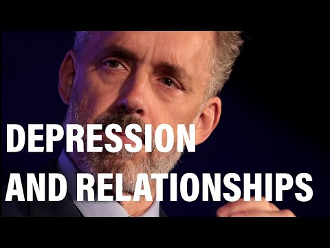 Jordan B Peterson, Personalities, IQ, Depression and Relationships