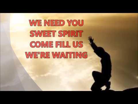 """Come Holy Spirit"" Joe Mettle"