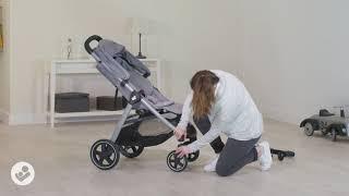 Video: Maxi-Cosi Gia stroller