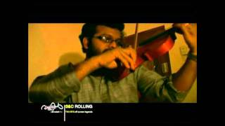 VIOLIN S&C ROLLING - A NEW  CLIP BY TALKIES..malayalam movie violin