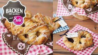 Süße Nussbrezeln - Oktoberfest   Backen mit Globus & Sallys Welt #63