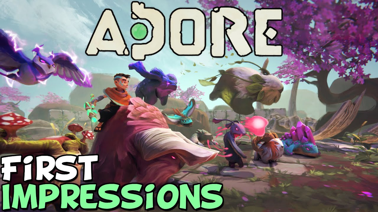 """Download Adore First Impressions """"Is It Worth Playing?"""""""
