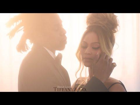 "Beyoncé + Jay-Z Tiffany & Co Campaign   About Love ""Moon River"""