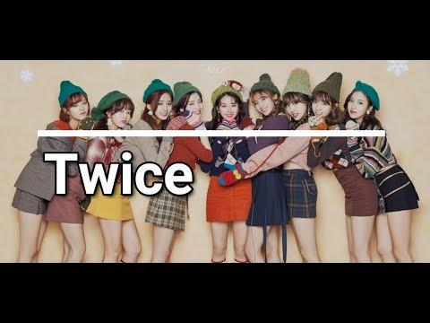 Twice Kpop band members profiles