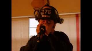 20131213 006 Fireman Blues cover by Frank 'Clancy' Prigmore