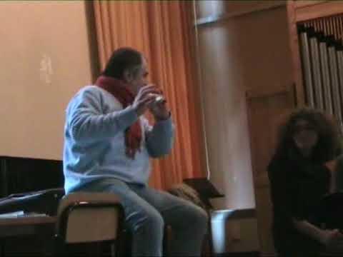 Bruno Cavallo - Masterclass F. Schubert - Parte 2