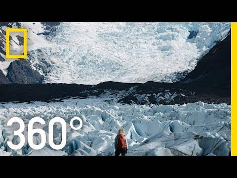 Iceland's Glaciers - 360 | Into Water