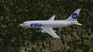 Авиакатастрофа (AIRCRASH) / Xplane 10 / Boeing 737-100
