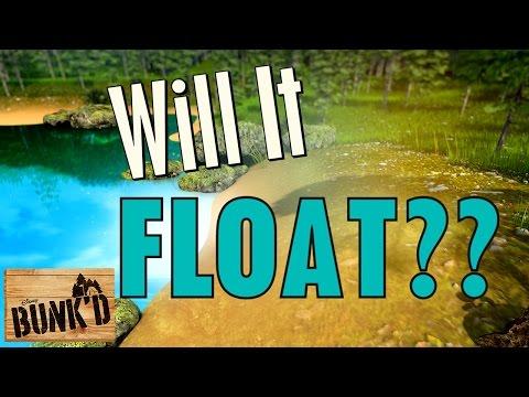 Will It Float?   BUNK'D   Disney Channel