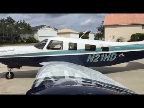 (SOLD) N21HD Piper Saratoga Aircraft