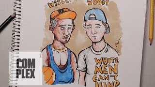 Picture This: White Men Can